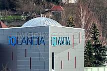 IQlandia Liberec, logo
