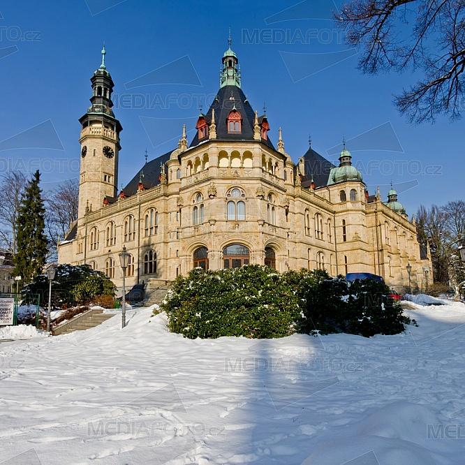 Severočeské muzeum, Liberec
