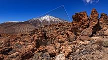 Národní park Teide, Kanárské ostrovy, Španělsko
