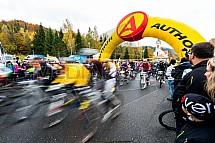 Cyklistika, závod, start