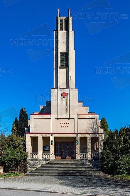 Kostel, Husův sbor, Turnov