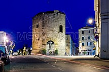 Alghero, věž, ulice