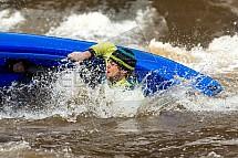 Jizera, řeka, vodáctví, kanoe