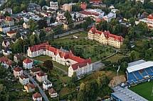 Domov mládeže, Liberec, Zeyerova