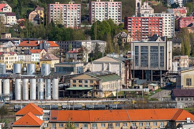 SETUZA, Ústí nad Labem
