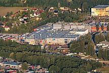OC NISA Liberec, letecky