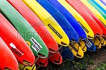 Kanoe, loď, vodáctví