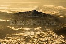 Ralsko, kopec, hrad