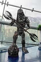 Predator, Hangar-7, muzeum
