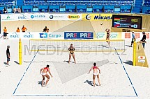 Beachvolejbal, Prague Open, sport
