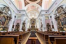 Kostel sv. Jakuba Většího, Jičín
