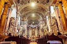 Kostel sv. Ducha a klášter minoritů