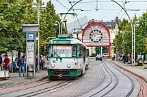Tramvaj, Fügnerova, Liberec