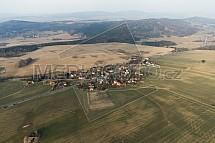 Ohařice, Český ráj, letecky