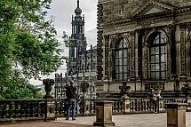 Drážďany, kostel, Hofkirche