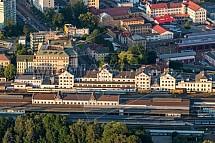 Nádraží ČD Liberec