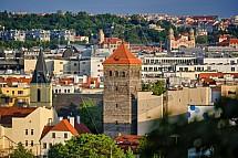 Novomlýnská vodárenská věž, Praha.