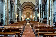 Kostel Chiesa dell'Assunta, Silvi Marina