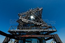Bolt tower, Vysoká pec, Vítkovice, Ostrava