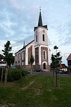Kostel sv. Víta, Příchovice