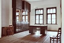 Kancelář, Terezín