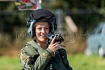 Letectví, zábava, žena, pilot