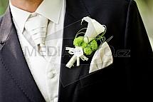 Kytice, sako, oblek