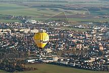 Horkovzdušný balon, Jičín