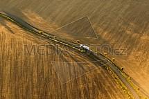 Automobil, cisterna, kamion, doprava