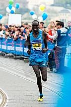Henry Kiplagat, běh, půlmaraton