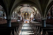 Kostel sv. Michaela archanděla, Dolní Věstonice
