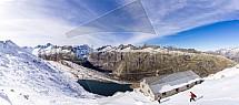 Triebtensee, Alpy, Švýcarsko
