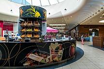 Fruitisimo, stánek, OC Nisa, obchod, nákupní centrum