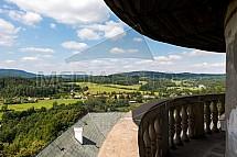 Lemberk, zámek, věž