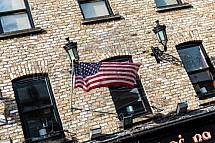Vlajka, USA, Amerika