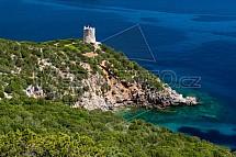Opevnění, moře, Sardinie