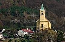 Kostel svatého Filipa a Jakuba, Všeň