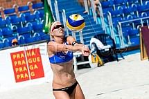 Michaela Vorlová, beachvolejbal, Prague Open, sport