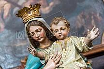 socha, výzdoba, církev, náboženství