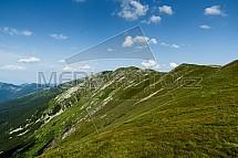 Nízké Tatry, krajina