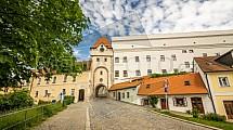 Nežárecká brána, Jindřichův Hradec