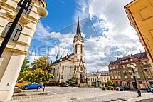 Kostel Dr. Farského, Jablonec nad Nisou
