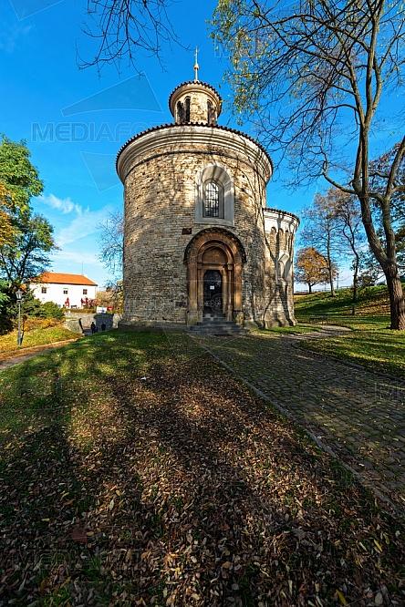 Rotunda sv. Martina, Vyšehrad