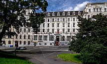 Grandhotel Zlatý lev, Liberec