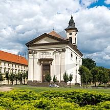 Kostel Vzkříšení Páně, Terezín