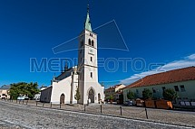 Kostel sv. Markéty, Kašperské hory