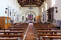 Kostel San Silvestro, Mutignano
