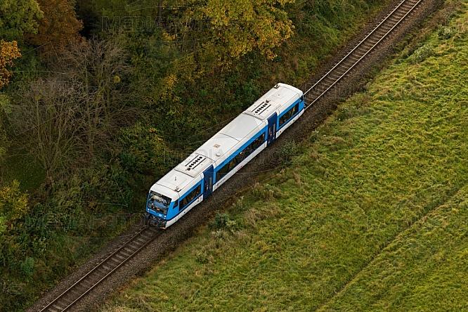Region-Shuttle RS1, Stadler, vlak, ČD