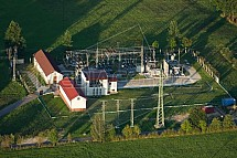 Trafostanice, elektřina