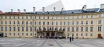 Pražský hrad, III. nádvoří